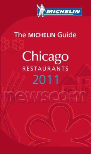 Michelin Guide Chicago 2011
